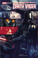 Star Wars: Darth Vader #25 - Salvador Larroca Variant Cover
